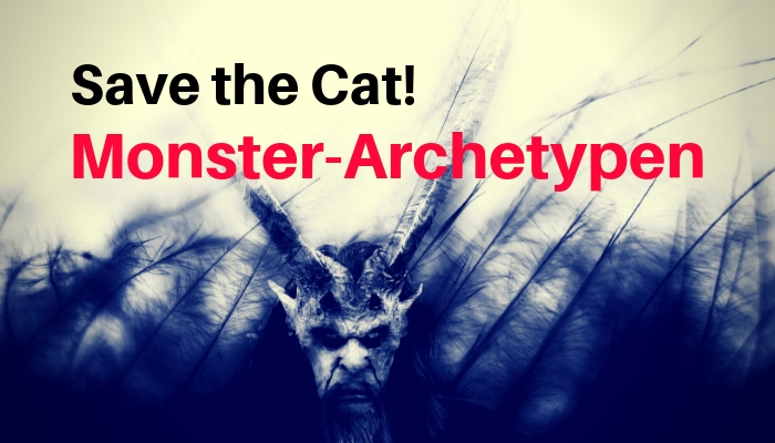 Blake Snyder_Save the Cat_Monster in the House_Archetypen Antagonist Gruselgeschichte_Horror schreiben_Storymonster